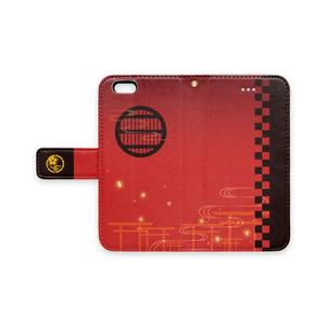 iPhone 手帳型カバー