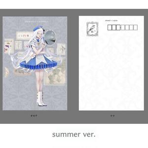 toridori summerポストカード