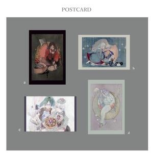 ポストカード1(全7種)