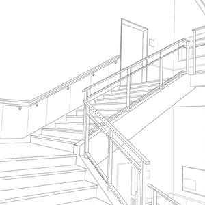 背景素材004_階段02【高解像度版】
