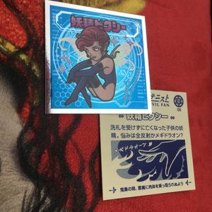 【メガテン 】真性・メガテニストシール 妖精 ピクシー