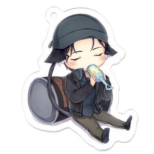 名探偵コナン:赤井秀一子猫アクキー