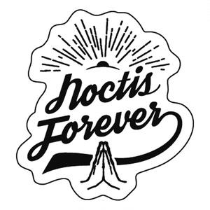 NoctisForeverピンバッチ