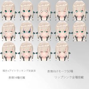 【別売版】オリジナル3Dモデル「ソーラス」Ver X'mas