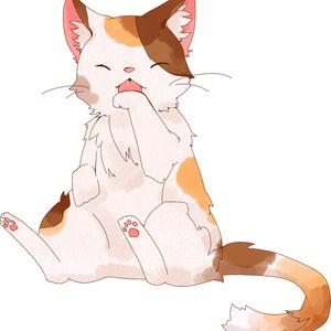 「Cat」猫アクキー①