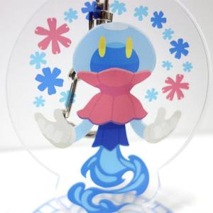 Jellyさん「bluefire jellyfish」アクリルスタンド