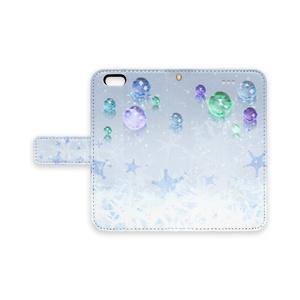 冬の結晶(iPhone)