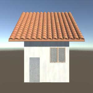 【3Dモデル】家