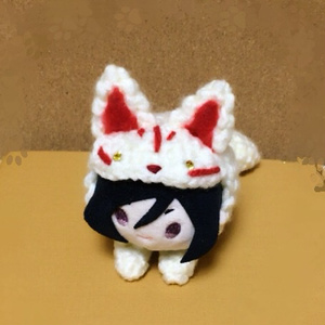 もちもち着ぐるみ【お狐さま】