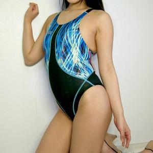 【競泳水着写真集】まゆ