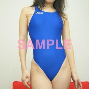 【競泳水着写真集】匿名モデルG