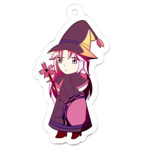 ハロウィンコスプレ・愛田桜(アクリルキーホルダー)