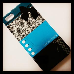 girl meets iPhone #01 DIGNITY OF BLUE (スマートフォンケース)