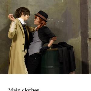 フォトブック『Main clothes』