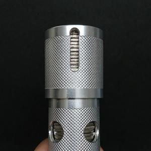 100円用 アルミ製コインシリンダー 35枚モデル CC-351 2019lot