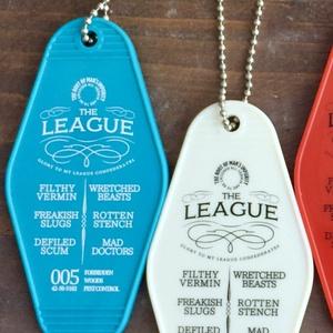 モーテルキータグ The League