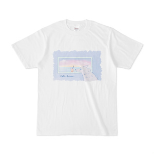 Tシャツ【Catch the wave】