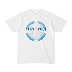 【オオカミ×サイダー】Tシャツ【STAY COOL】