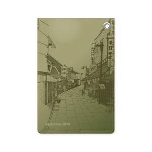 パスケース【帝釈天参道】