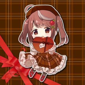 【期間限定】バレンタイングッズ - 射貫まとい