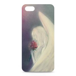 天使の独立 iPhoneケース