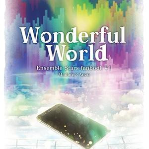 【斑あん】Wonderful World(クリックポスト)
