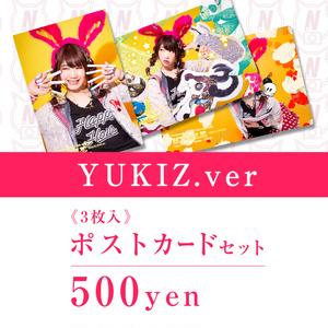 《MY×HOLIC展》ポストカード -- YUKIZ.ver -