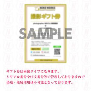 《大阪限定》プロカメラマンによる撮影ギフト券