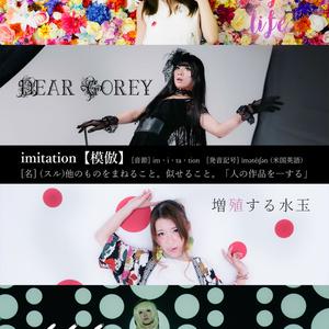アートオマージュ写真集【Imitation】