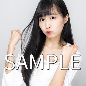 針尾ありさ・デジタル生写真 2019・5枚セット