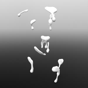 立体泡セット