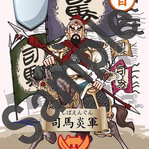 防衛三国志 2人用(協力プレイ)カードセット
