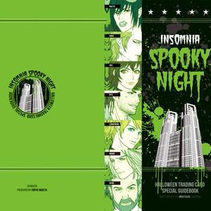 INSOMINIA SPOOKY NIGHT