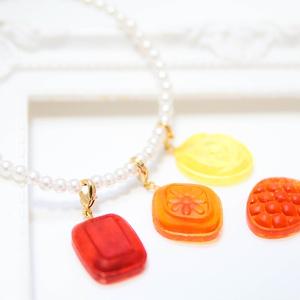 (3種)ドロップキャンディ ブレスレット DropCandy-ClearVitamin
