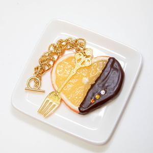 オランジェ(柑橘チョコレート)