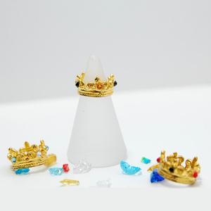 (3種)ハイキュー!! イメージアクセサリー 王冠リング