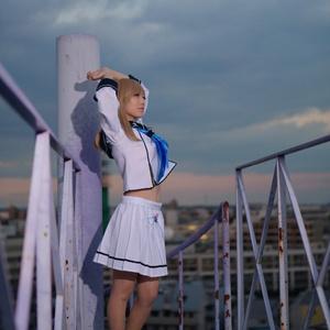 【自宅発送】温泉むすめ 別府環綺コスプレ写真集「恋ふらむ君と」