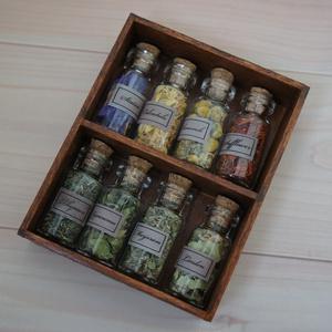 SD&DD、MSD&MDD用◆薬師の薬草棚セット