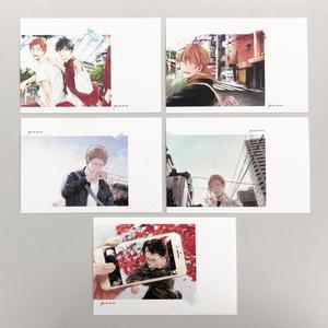 「ギヴン」スペシャルカードセット<カラー/5枚入り>