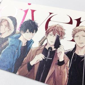 「ギヴン」スペシャルカードセット<3枚入り>