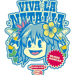 VIVA LA NATALIA Tシャツ(ナターリア)受注生産分
