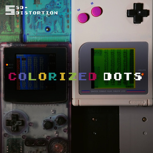 Colorized Dots