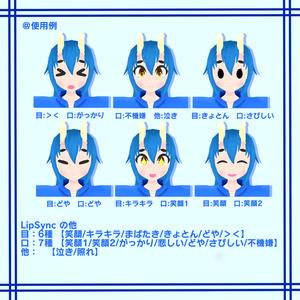 【オリジナル3Dモデル】ロク