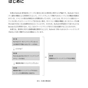 RxSwift研究読本2 エラーハンドリング編