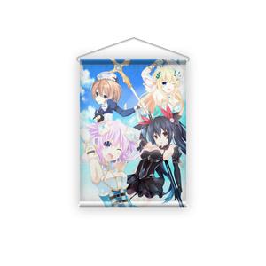 四女神オンライン:ゲームスタートタペストリー