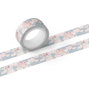 ケモノっこマスキングテープ ♪- 15mm