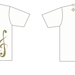 【C96】オリジナルTシャツ(白)