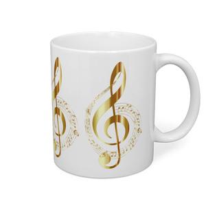 音楽記号 マグカップ(B)