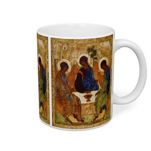 アンドレイ・ルブリョフ『 至聖三者 』 マグカップ