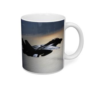 戦闘機 F-14 トムキャット マグカップ